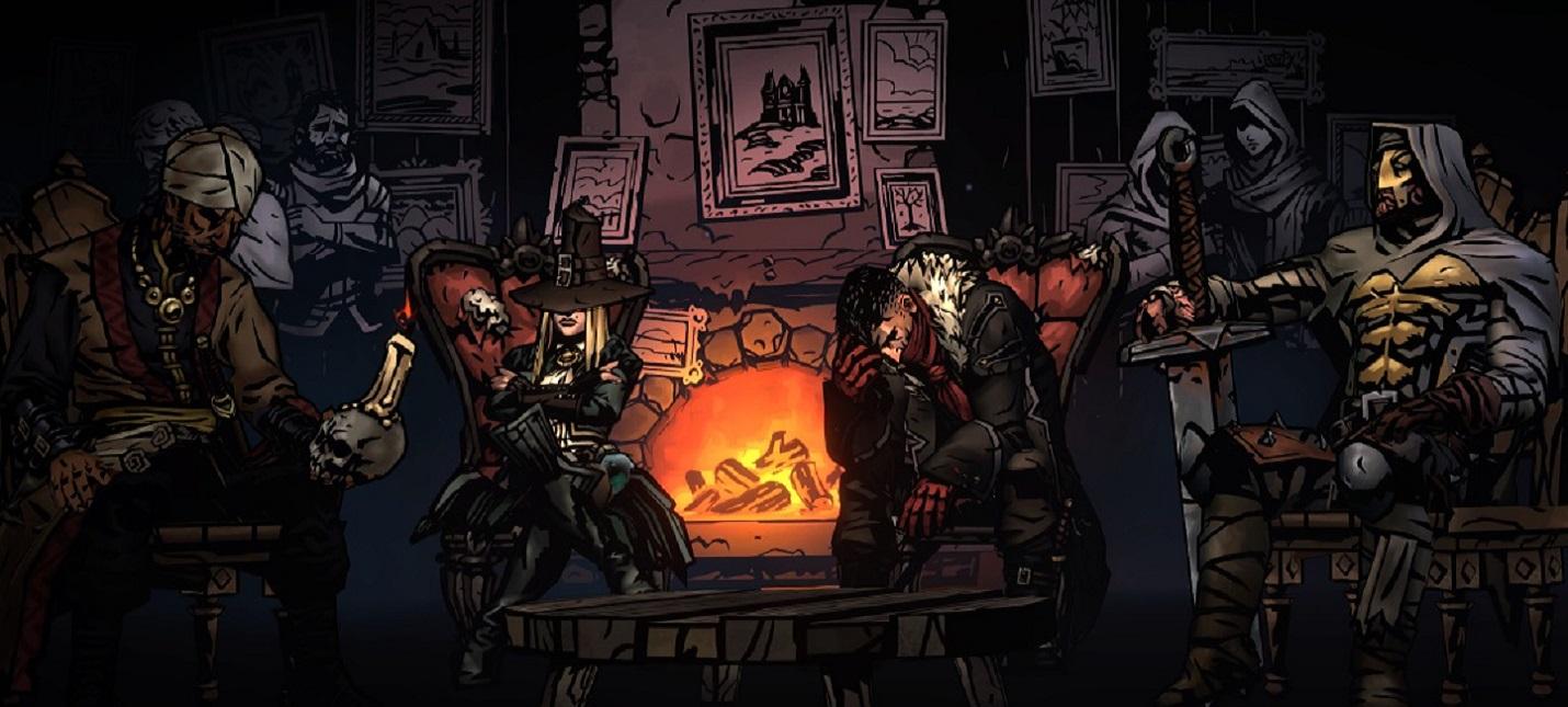 В Darkest Dungeon 2 добавят новый класс, торговлю и механику настроения