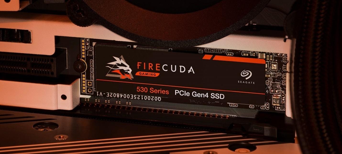 SSD-накопитель FireCuda 530 от Seagate совместим с PlayStation 5 — вариант на 500 ГБ обойдется в 140 долларов