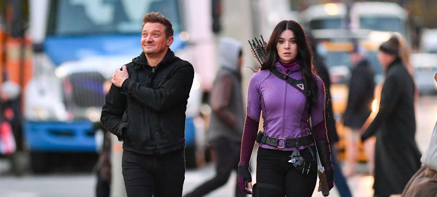 Премьера сериала Соколиный глаз Marvel состоится 24 ноября
