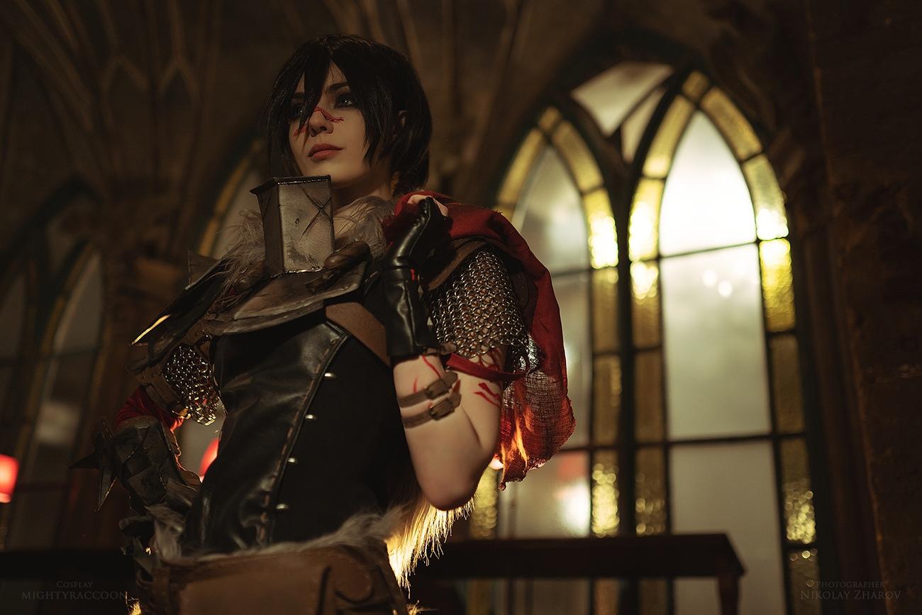 Пятничный косплей: Волан-де-Морт, Dragon Age 2 и Bloodrayne