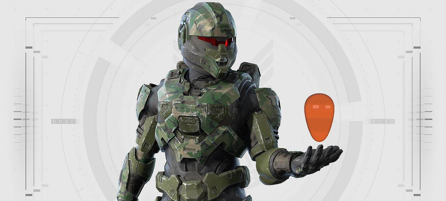 Детали кампании Halo Infinite утекают из технического теста