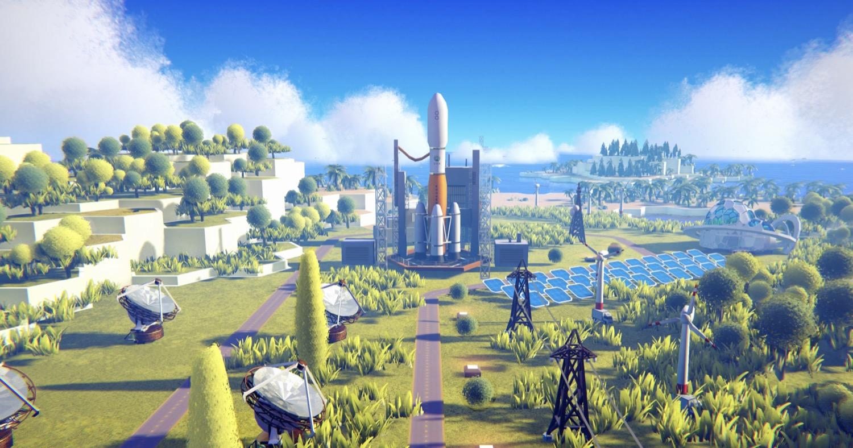 Подготовка к колонизации планеты в первом трейлере Hexoplanet