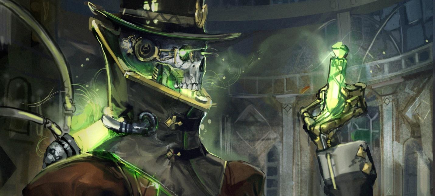 Слух Следующей игрой InXile станет стимпанк-RPG