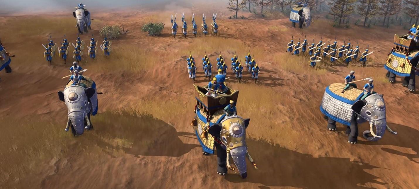 Аббасидская династия и морские сражения в новых трейлерах Age of Empires 4