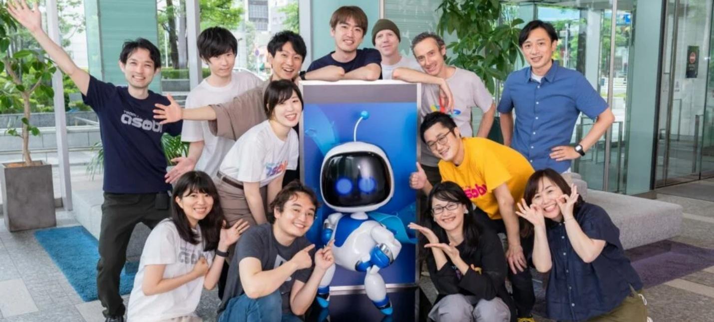 Разработчики Astros Playroom работают над своей самой амбициозной игрой