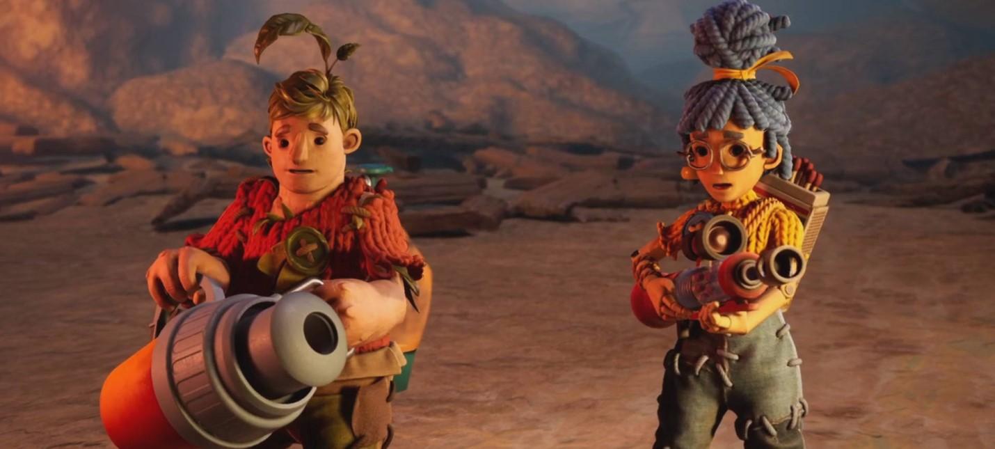 Распродажа в Microsoft Store It Takes Two, серия Far Cry и другие выгодные предложения