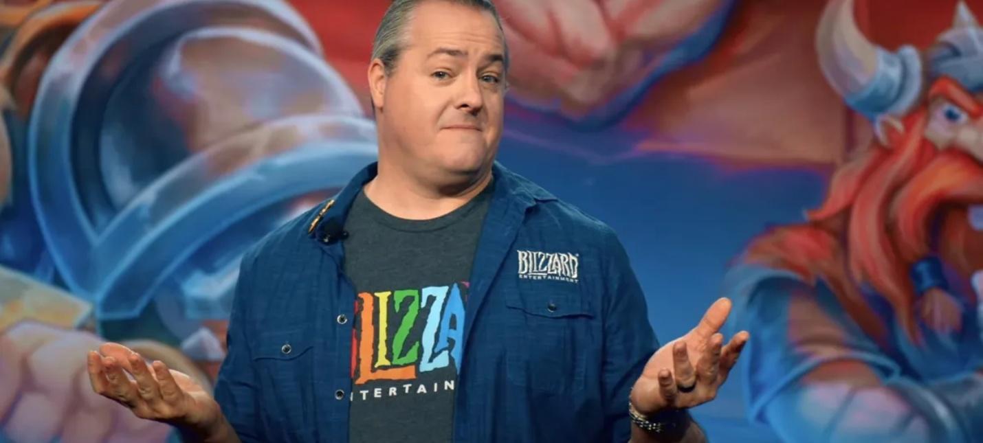 Глава Blizzard Джей Аллен Брэк покидает компанию