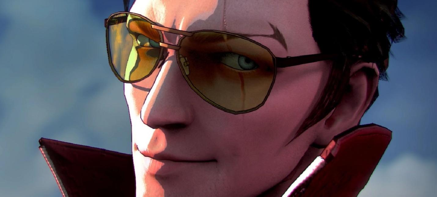 Полчаса геймплея No More Heroes 3