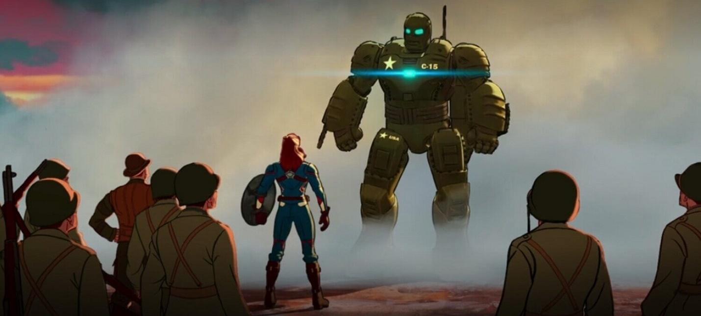 В первом сезоне Что, если?... от Marvel будет лишь 9 эпизодов