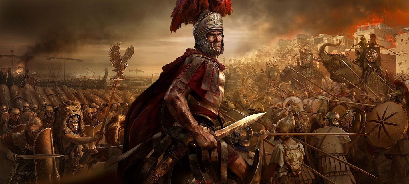 Rome Total War получит настольную адаптацию