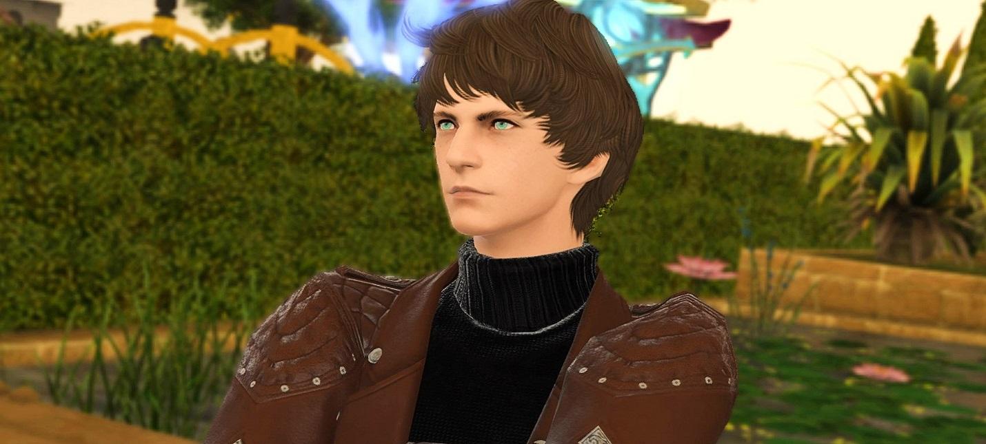"""В Final Fantasy XIV появился """"Тодд Говард"""", продающий игрокам копии Oblivion"""