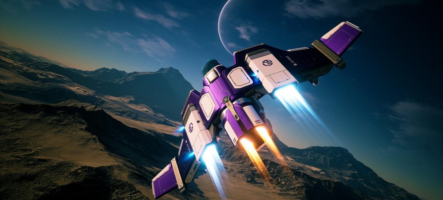 Everspace 2 получила масштабное обновление с новой звездной системой и напарником