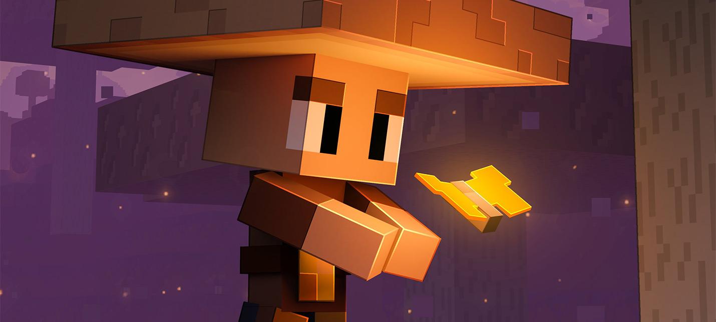 Игрок изобразил историю Minecraft в виде паркура
