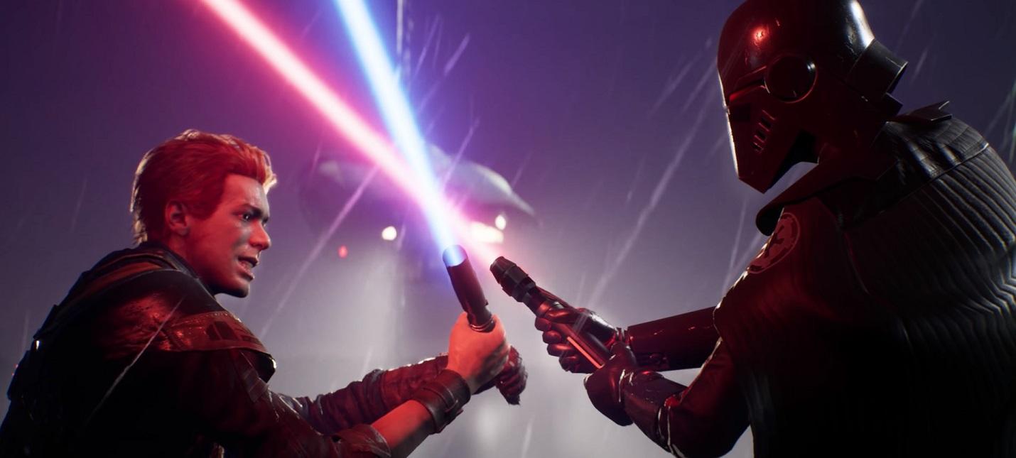 EA продолжит инвестировать в Jedi: Fallen Order