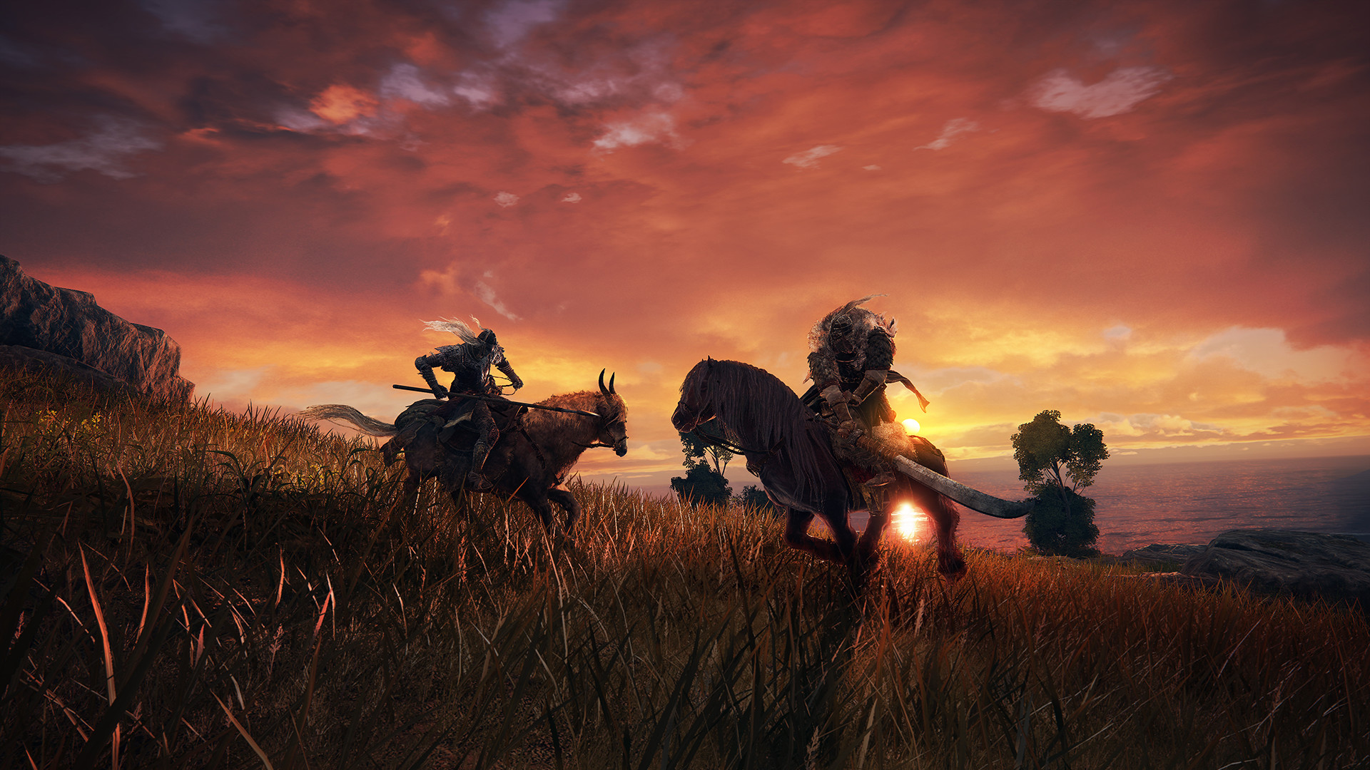 Elden Ring получила страницу в Steam и официальное описание