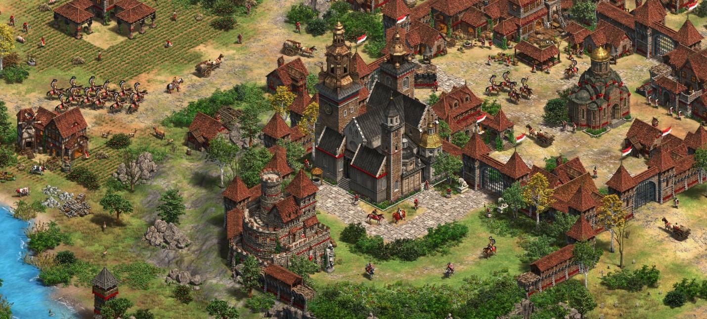 Поляки, чехи и три новые кампании в трейлере дополнения Dawn of the Dukes для Age of Empires 2