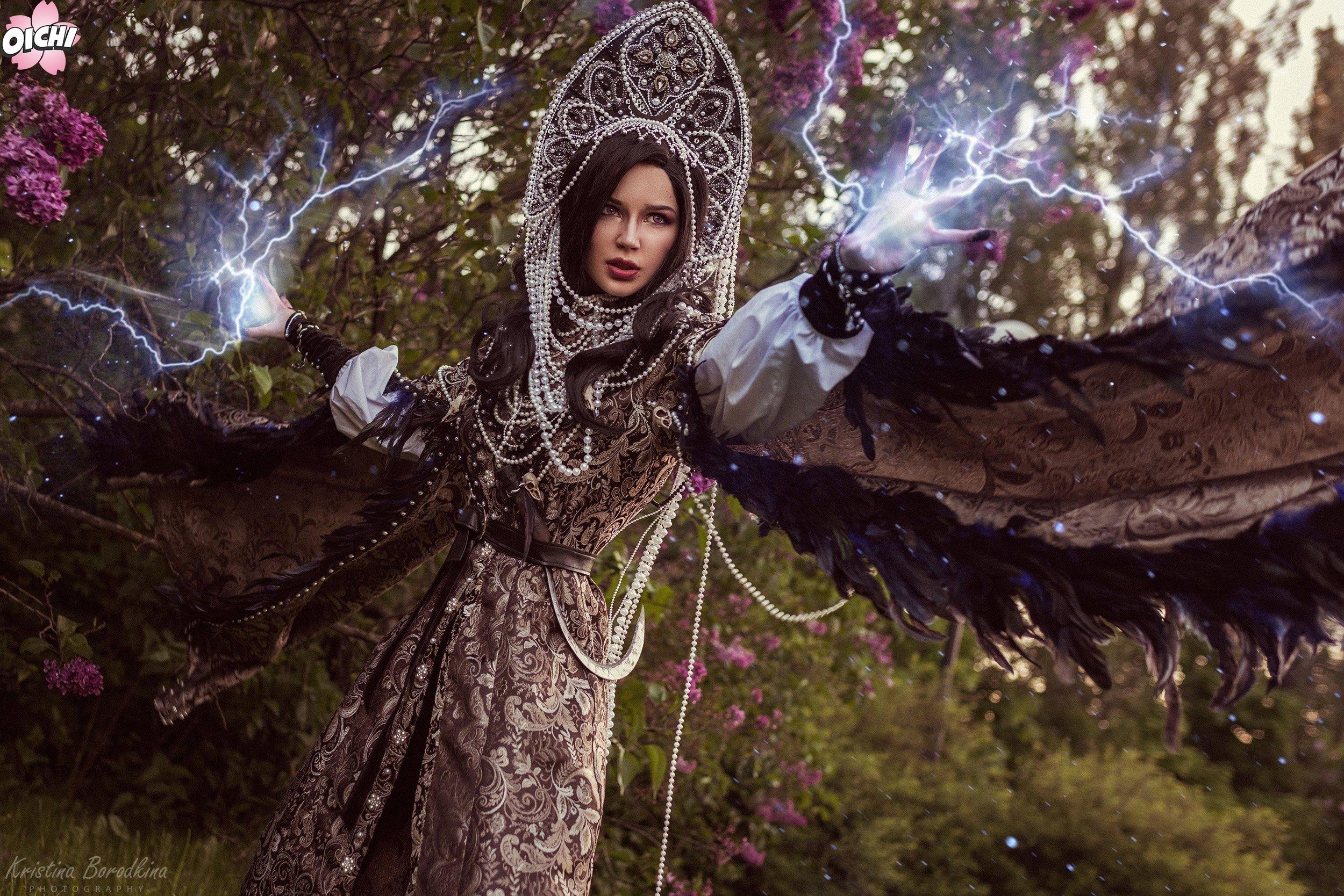 "Пятничный косплей: ""Пацаны"", Warhammer 40000 и The Witcher 3"