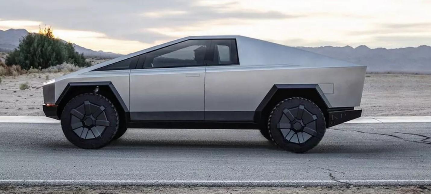 Tesla незаметно перенесла выход Cybertruck на 2022 год