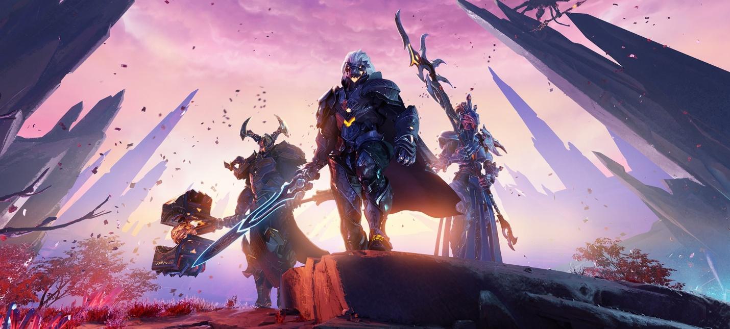 Godfall вышла на PS4 и получила дополнение Fire & Darkness