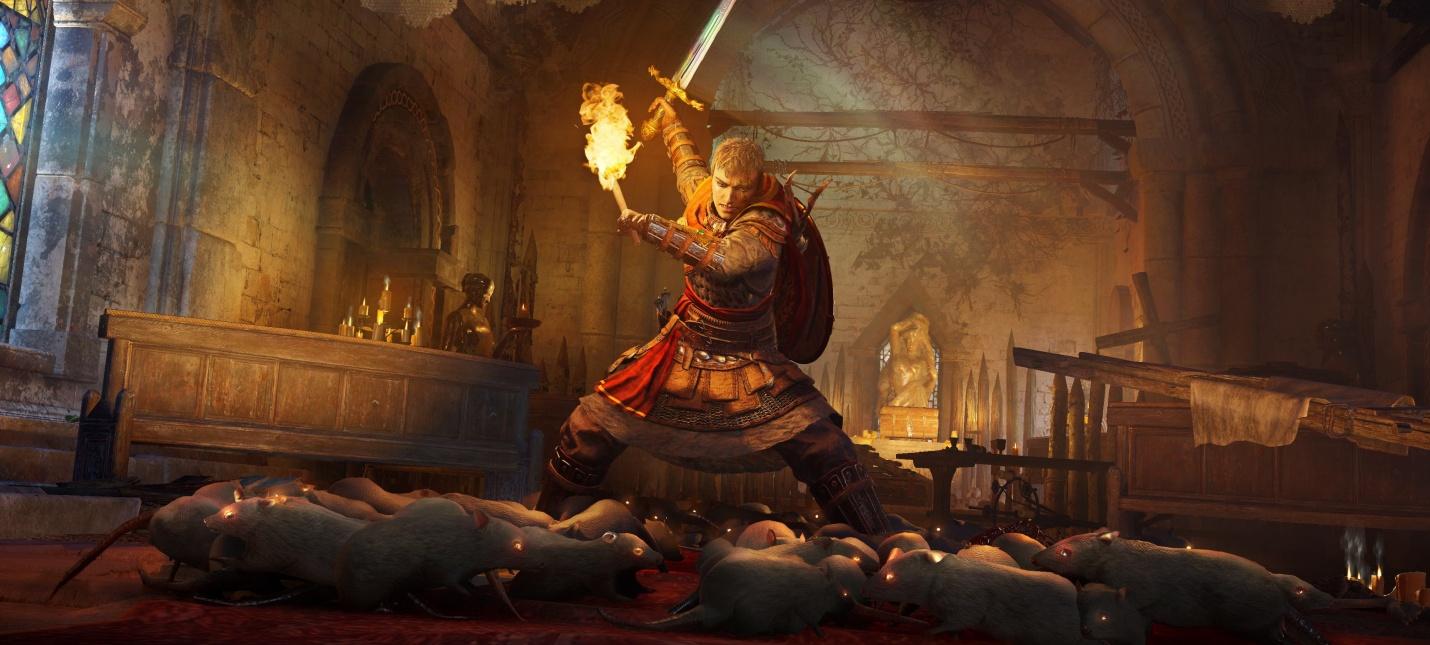 Релизный трейлер дополнения Осада Парижа для Assassins Creed Valhalla