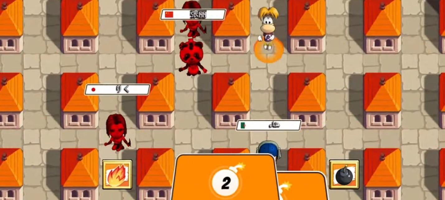 Вышла Ubisoft All-Star Blast — бесплатная королевская битва в стиле Bomberman с героями игр компании