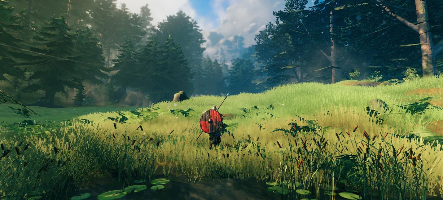 Энтузиасты создали для Valheim мод с полноценной RPG-системой