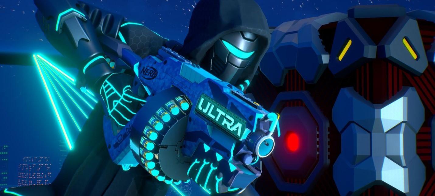 Анонсирован шутер Nerf Legends по мотивам одноименных игрушек