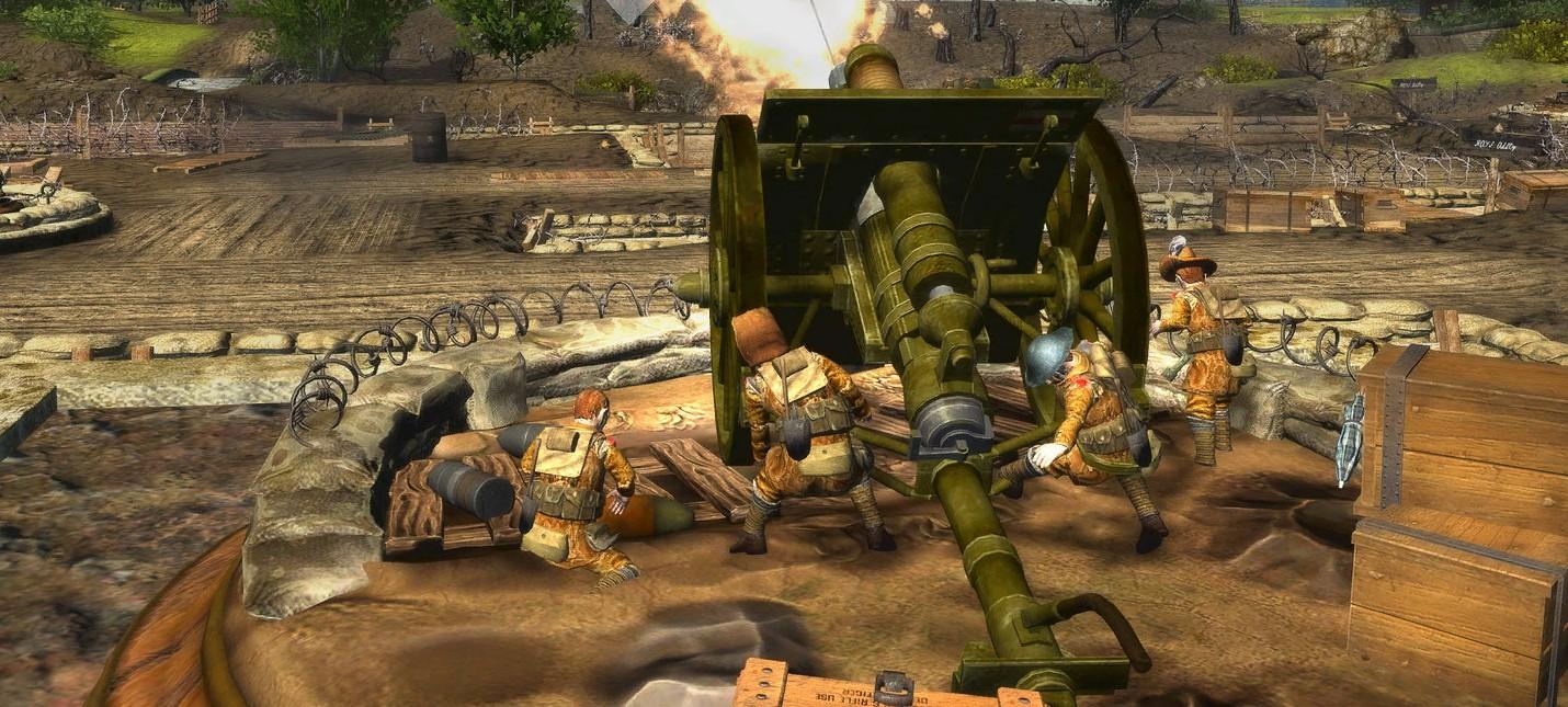 Toy Soldiers HD отложена до сентября — причина неизвестна