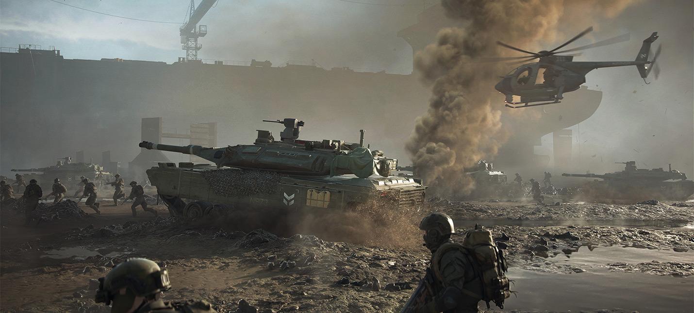 EA грозит забанить геймеров, сливших геймплей Battlefield 2042 из технического теста