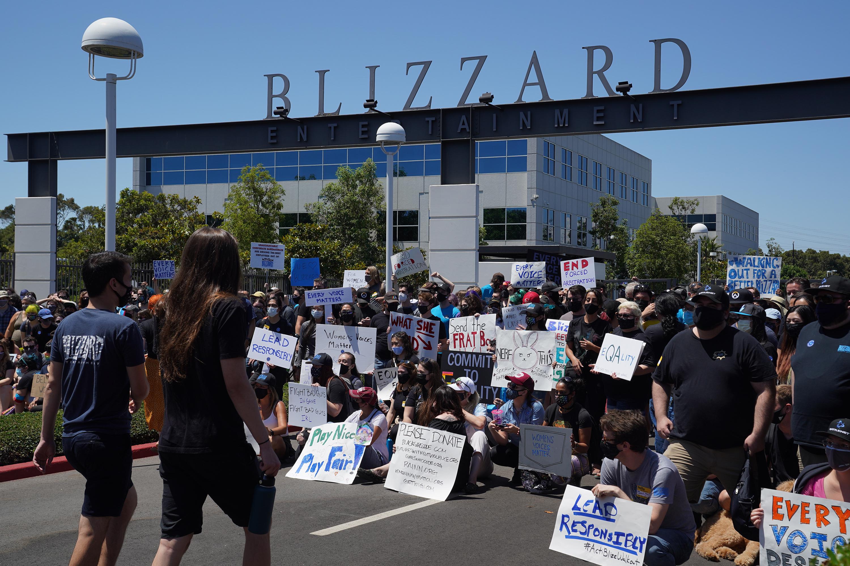 Как за последние три года Blizzard потеряла былую репутацию