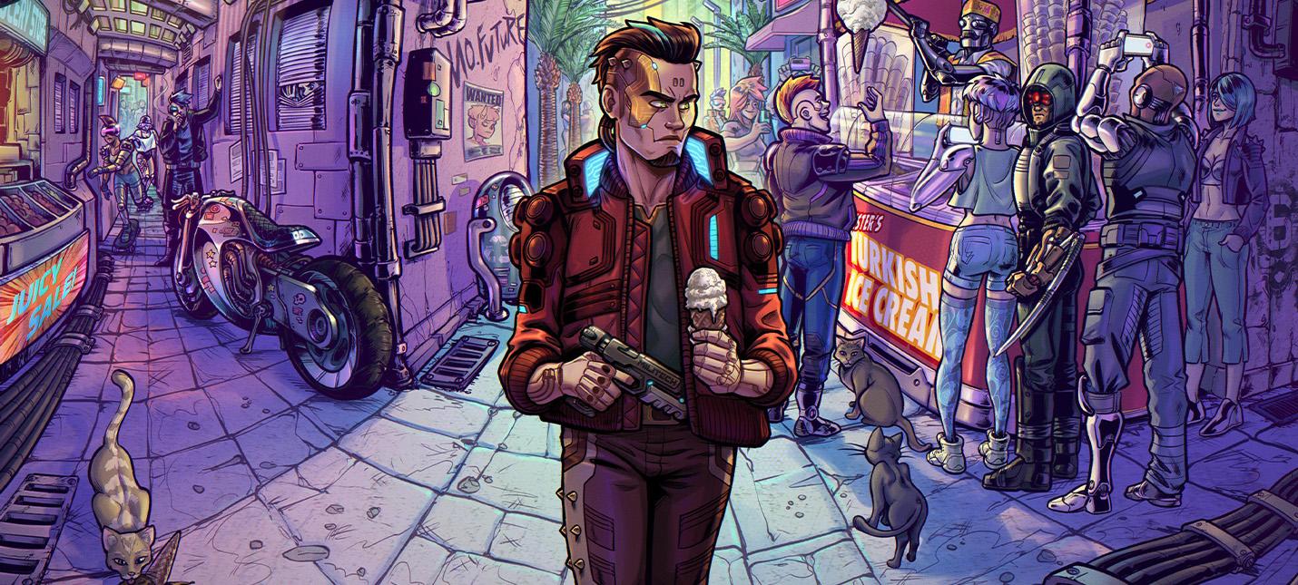 Американский Best Buy сливает Cyberpunk 2077 за 10 долларов