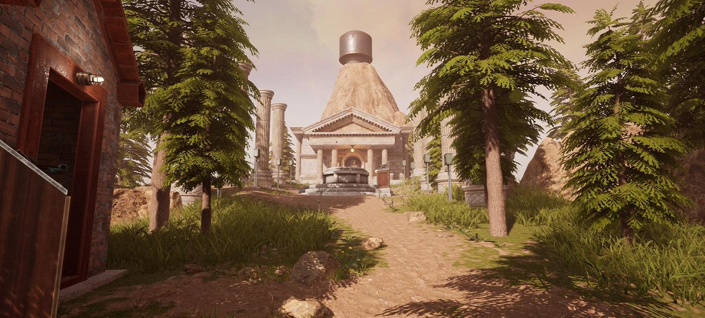 Ремейк квеста Myst выйдет на PC и Xbox 26 августа