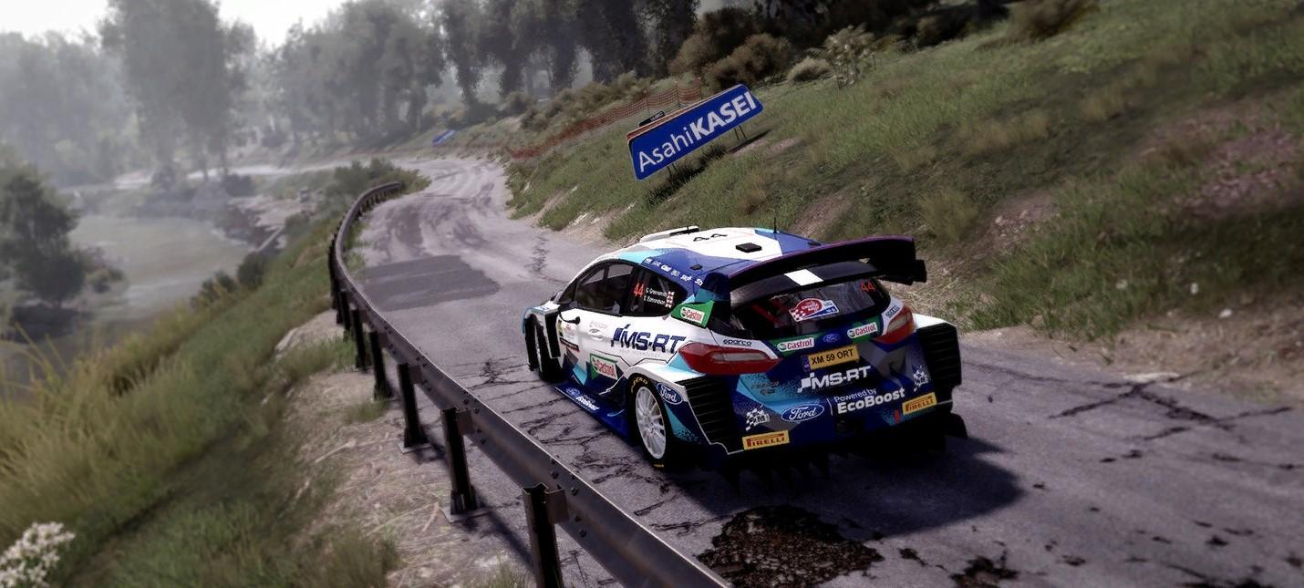 Новый трейлер гоночного симулятора WRC 10 посвятили кастомизации