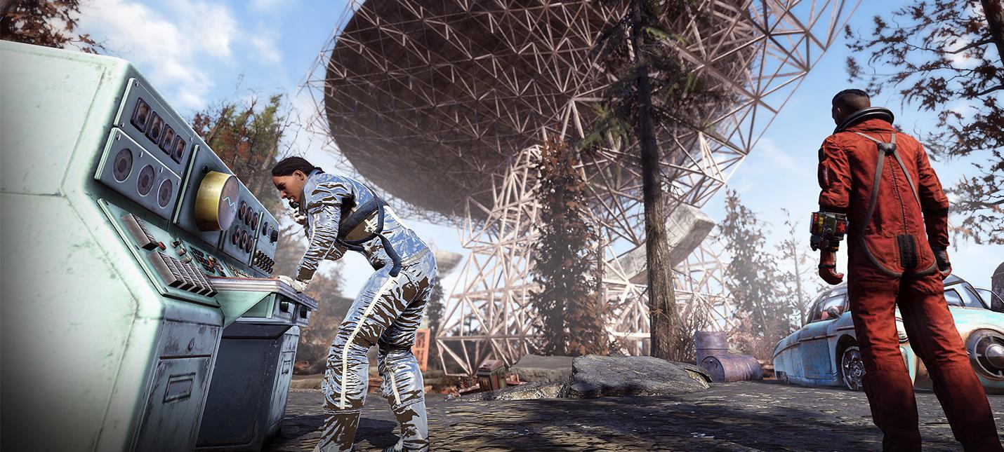 Персональные миры в Fallout 76 позволят игрокам решать, как рассказывать историю