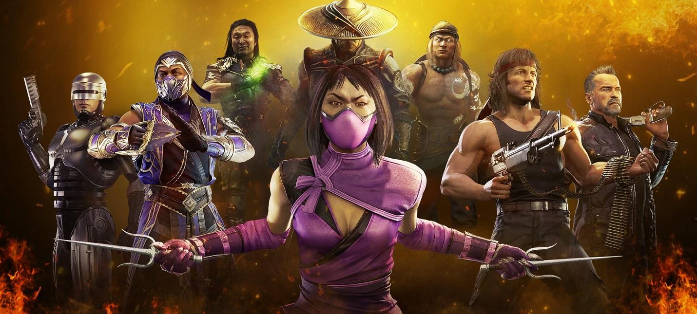 Джефф Грабб: NetherRealm работает над Mortal Kombat 12, а не над Injustice 3