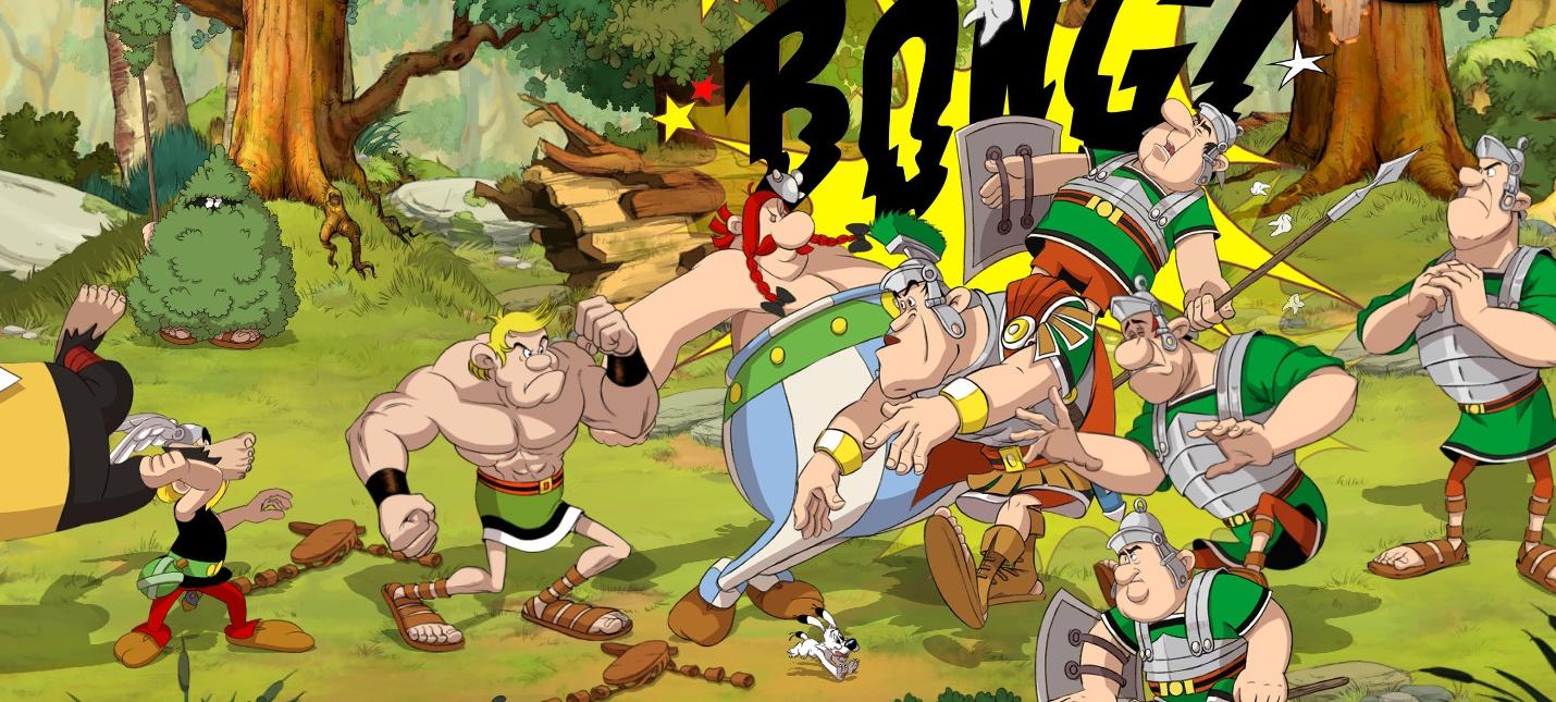 Битемап Asterix & Obelix : Slap them all! выйдет 25 ноября
