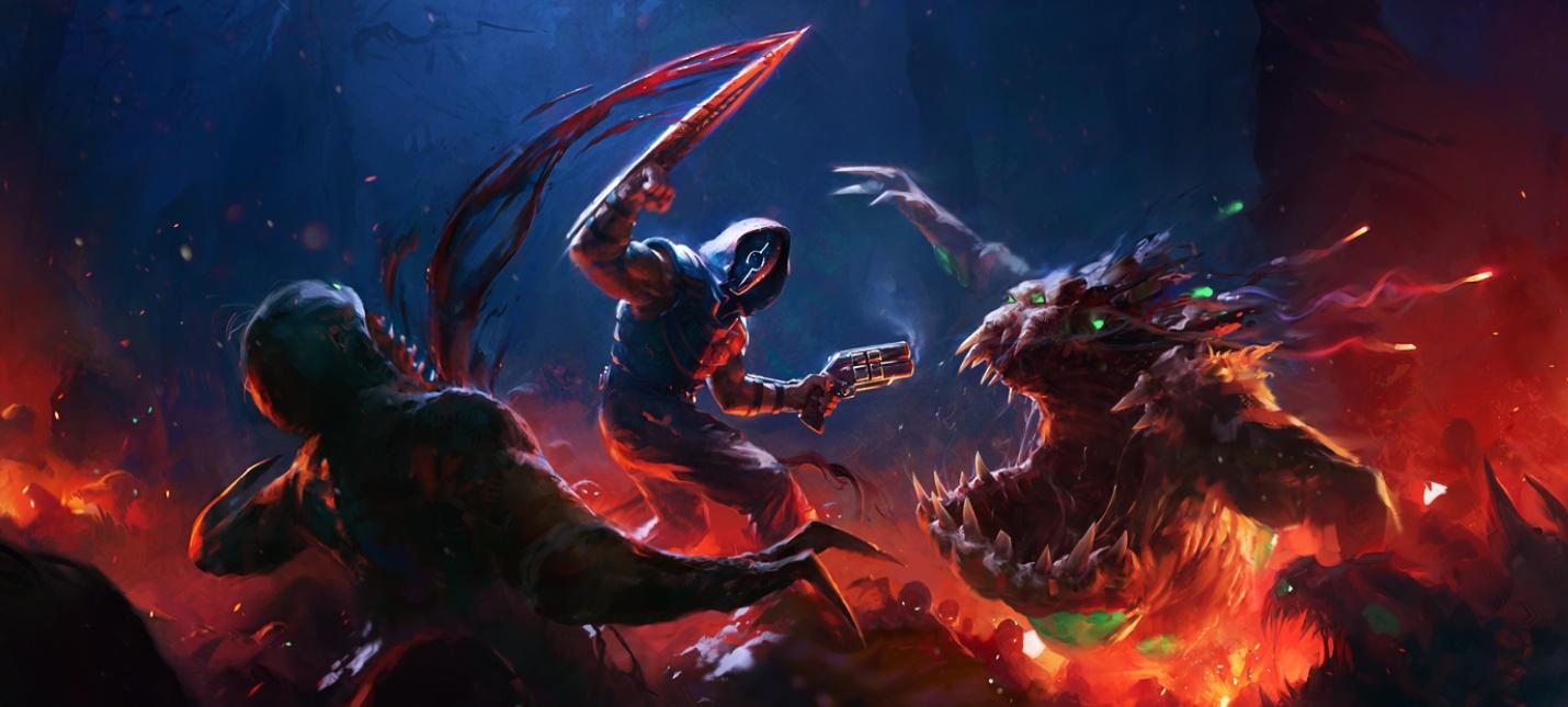 Полноценный релиз ретро-шутера Wrath: Aeon of Ruin перенесен на 2022 год