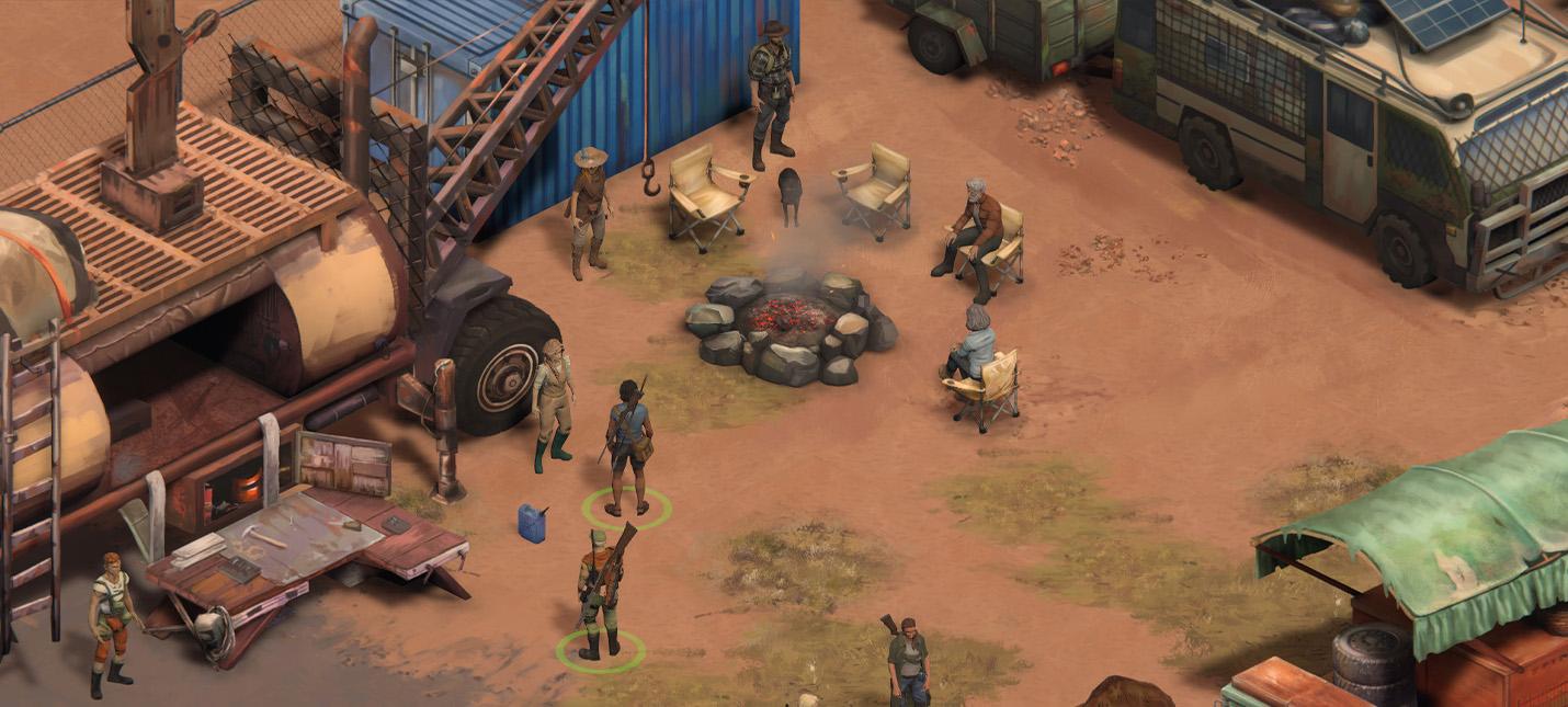 Team17 займётся изданием постапокалиптической ролевой игры Broken Roads