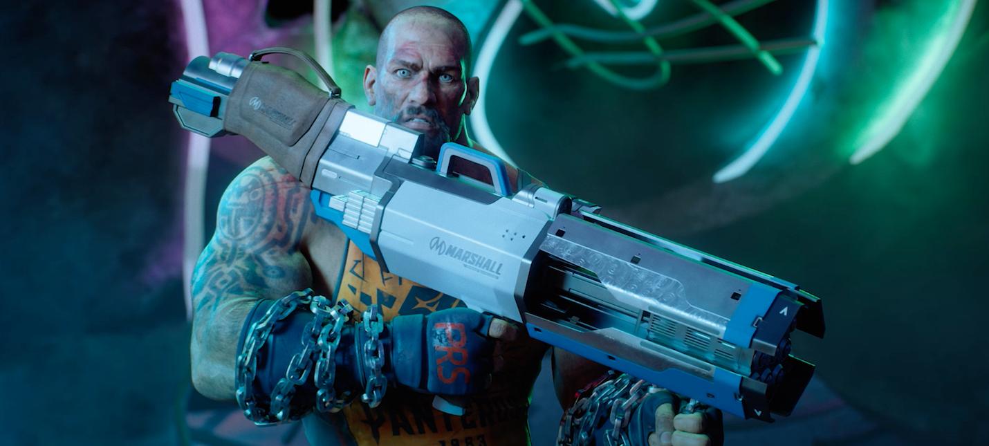 Gamescom 2021: Перезапуск Saints Row выйдет 25 февраля