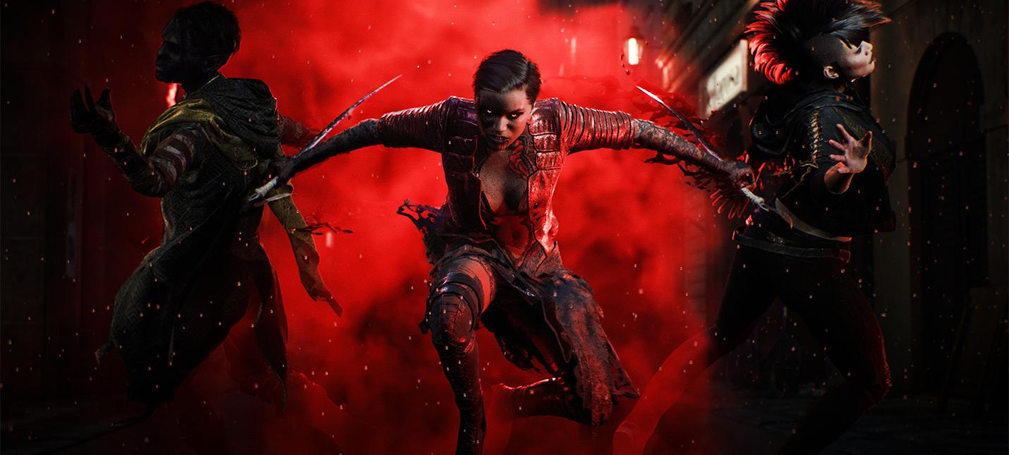 Gamescom 2021: Новый трейлер баттл-рояля Bloodhunt
