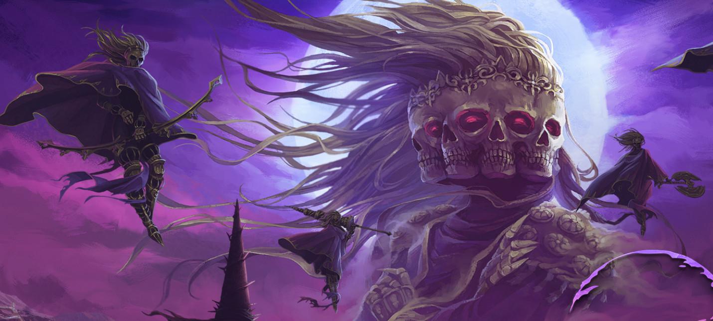 Завтра состоится анонс, связанный с Blasphemous