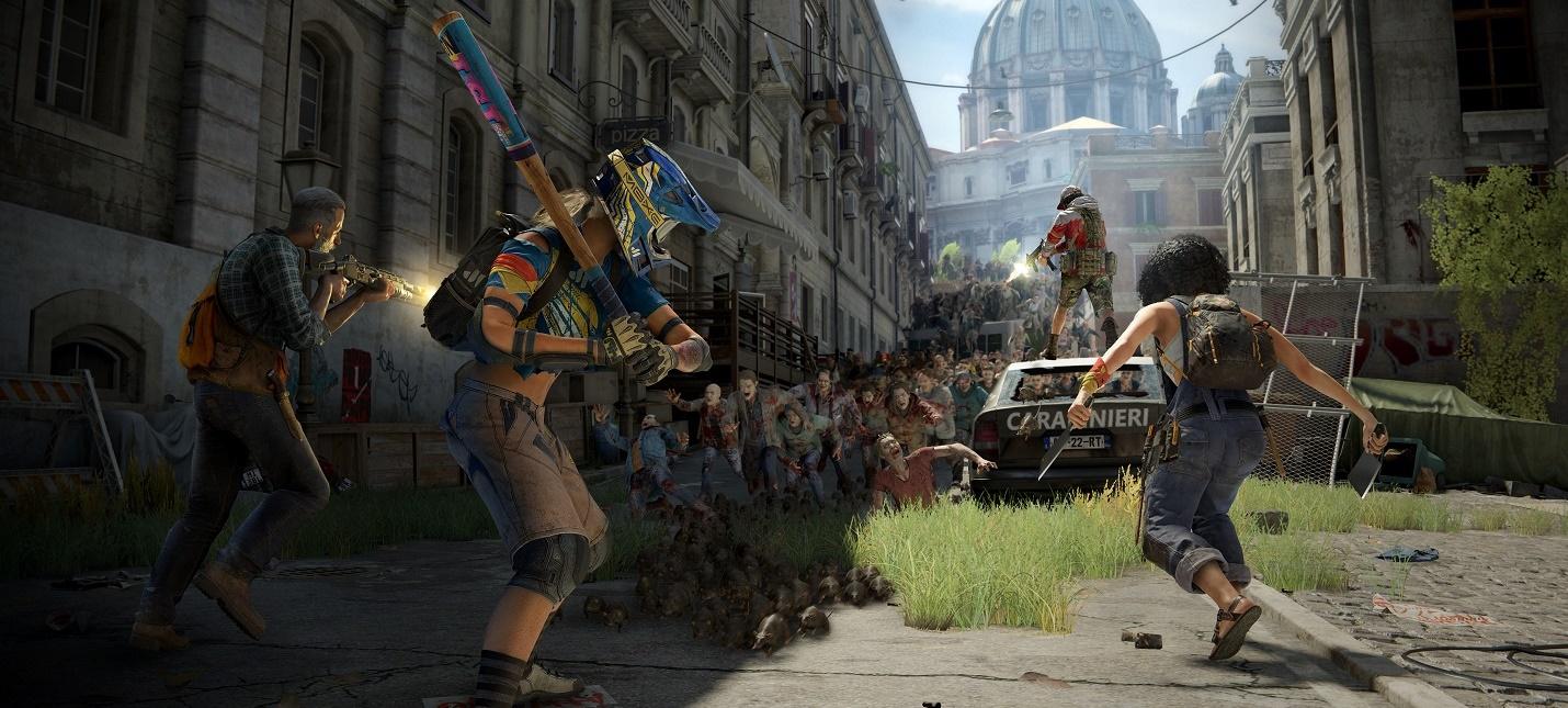 Новый трейлер World War Z: Aftermath посвятили открытию предзаказов — игра обойдется в 40 долларов