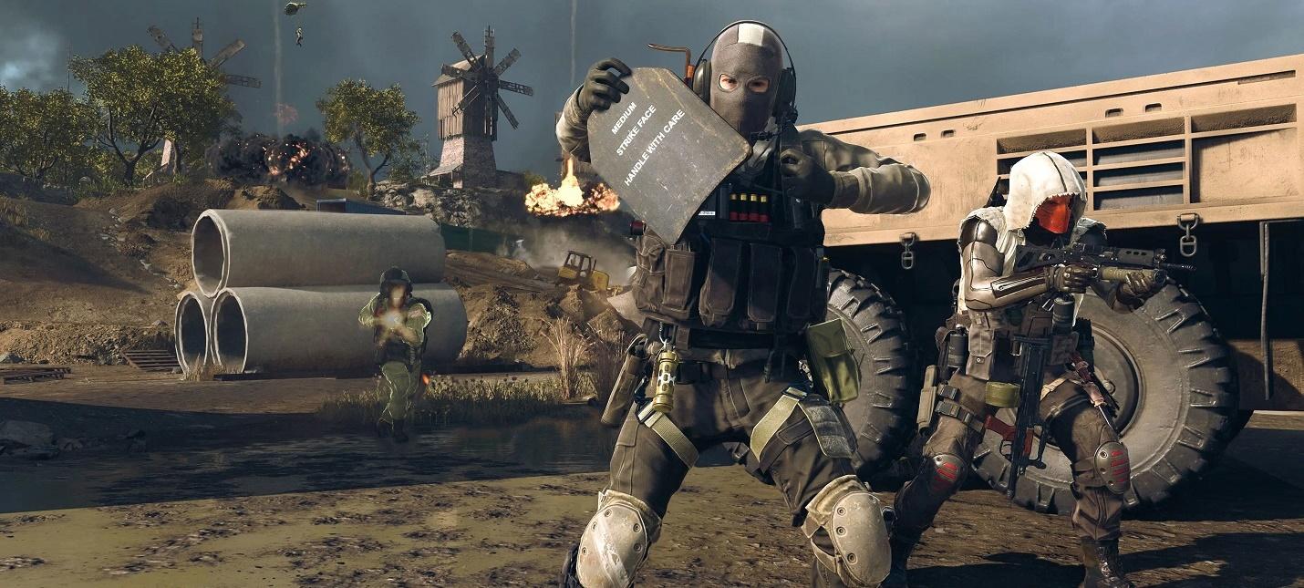 В Call of Duty: Warzone появился внутриигровой поиск группы