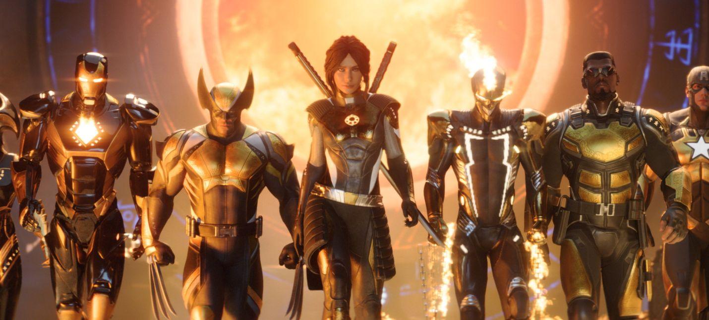 Анонсирующий трейлер Midnight Suns — пошаговой стратегии по Marvel от создателей XCOM