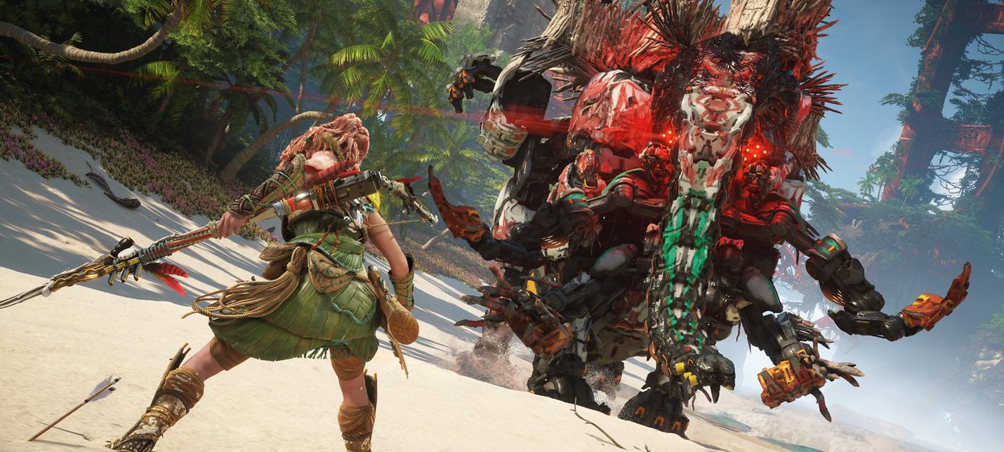 Gamescom 2021: Horizon Forbidden West выйдет 18 февраля