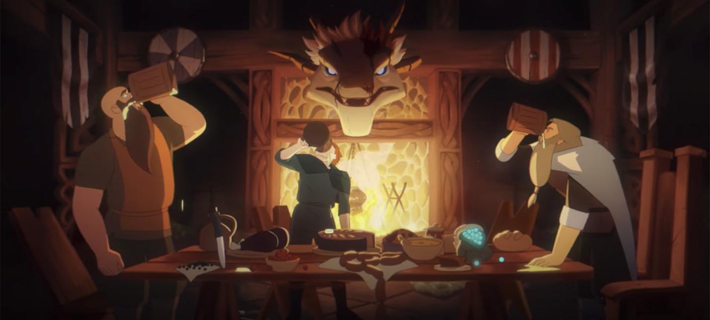 Gamescom 2021: Душевный анимированный трейлер обновления Valheim Hearth & Home — релиз в сентябре