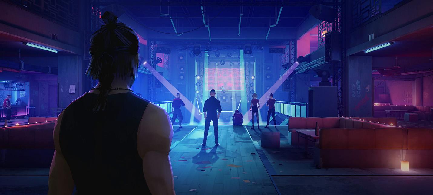 Gamescom 2021 Sifu выйдет в конце февраля 2022 года