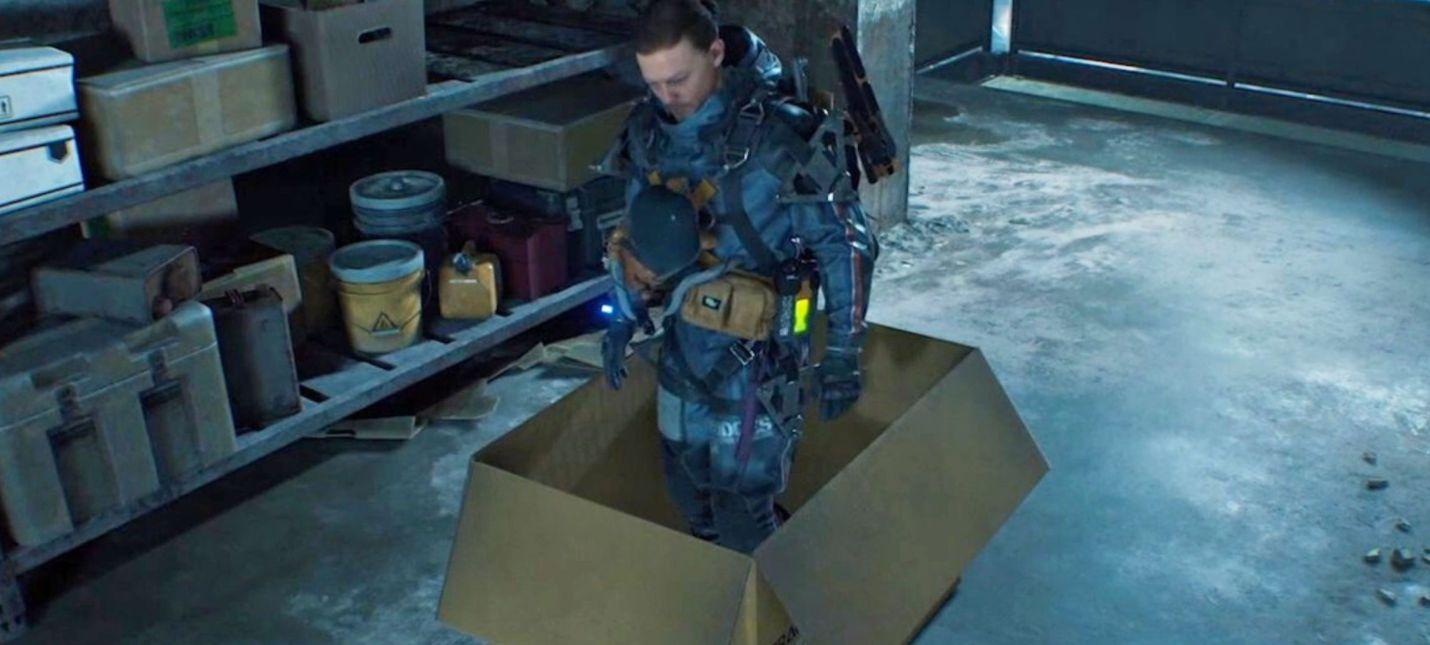 Трейлер Death Stranding Director's Cut на PS5 — показали джетпак, гонки и новую сюжетную миссию
