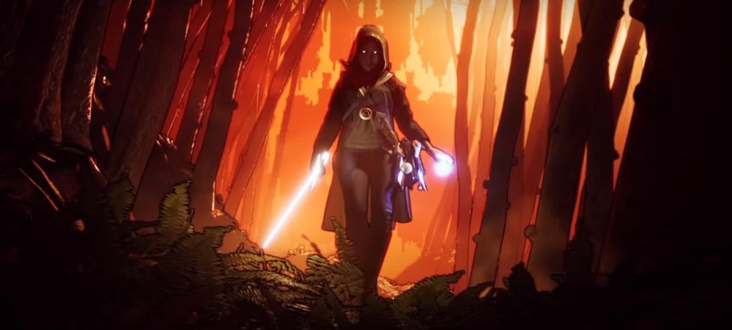Первый трейлер Dream Cycle — бесконечного приключения от создателей Tomb Raider