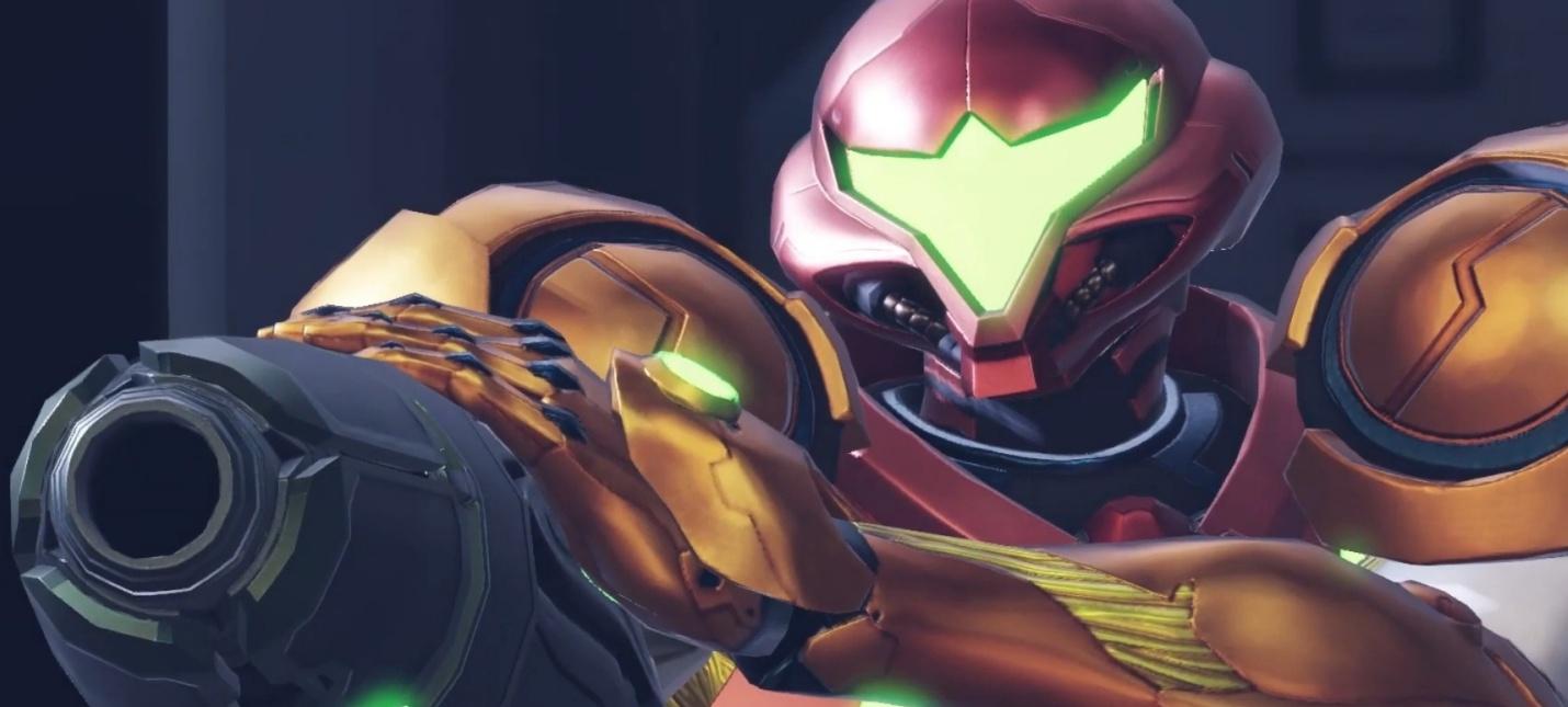 Способности Самус в новом трейлере Metroid Dread